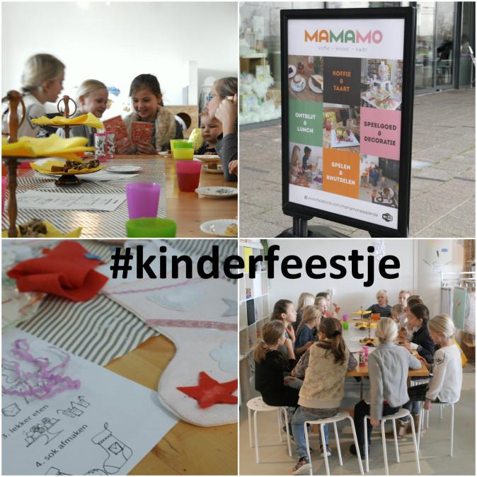 kinderfeestje workshop kerstsok maken bij MaMamo Nesselande http://www.mamamo.nl/
